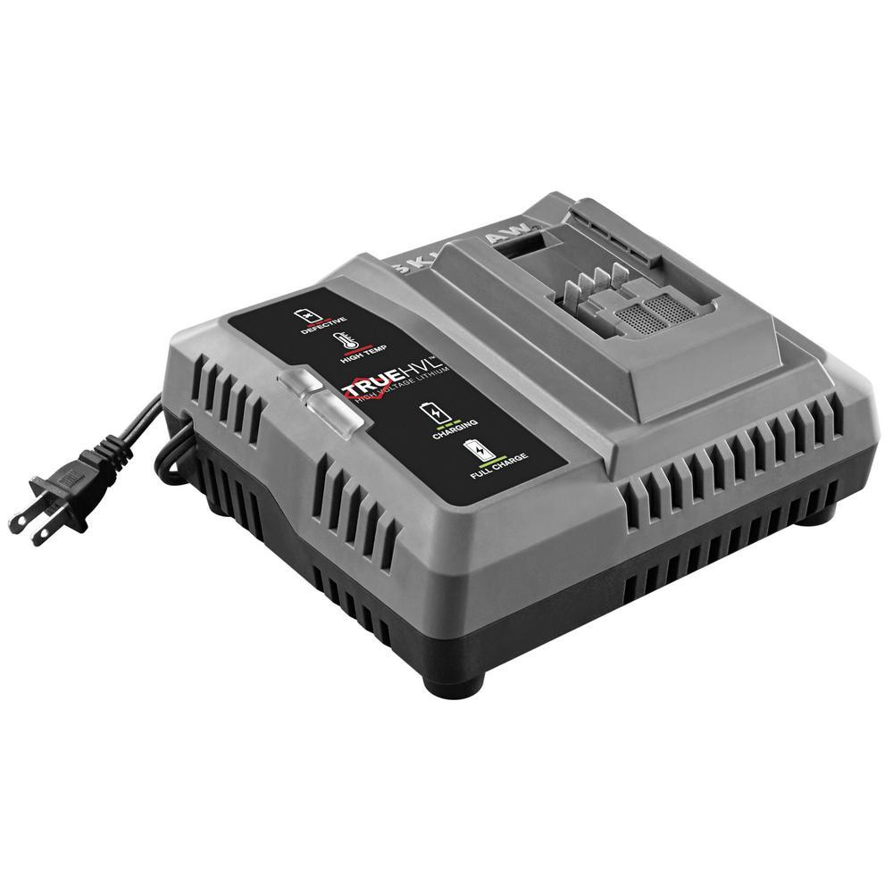 TRUEHVL 120-Volt-380-Watt Quick Charger