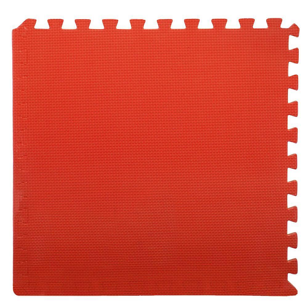 Stalwart Multi Color 24 In X 24 In X 0 50 In