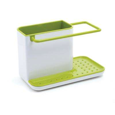 Caddy Sink Tidy Organizer in White