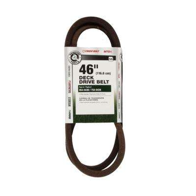 46 in. Deck Drive Belt