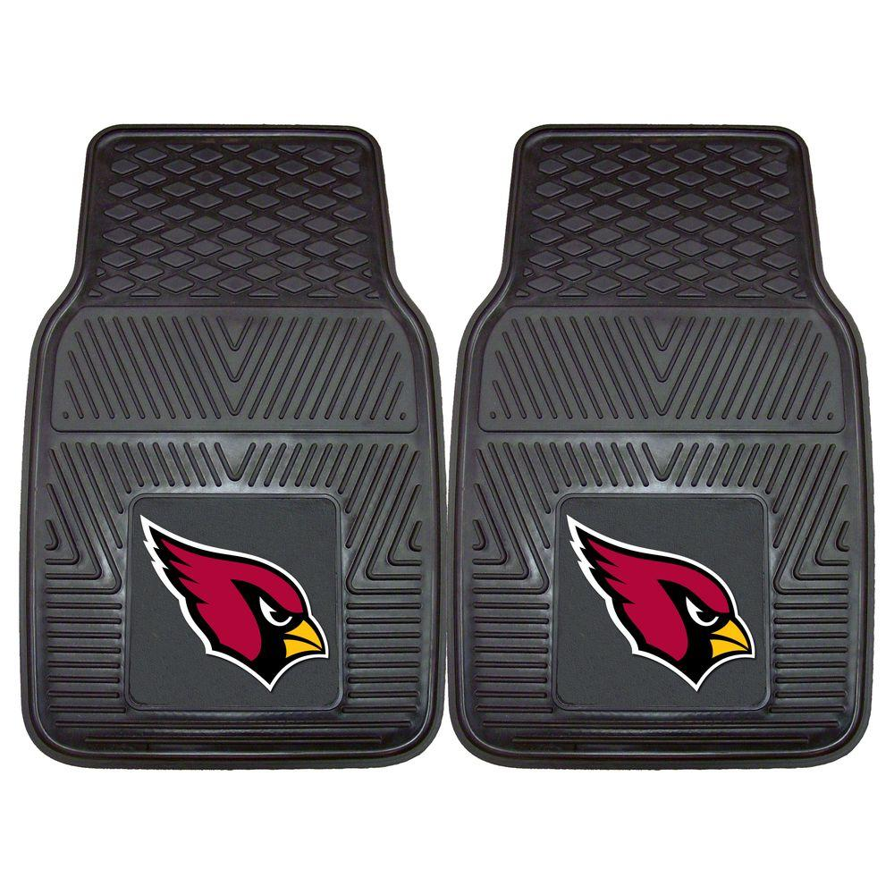 Arizona Cardinals 18 in. x 27 in. 2-Piece Heavy Duty Vinyl