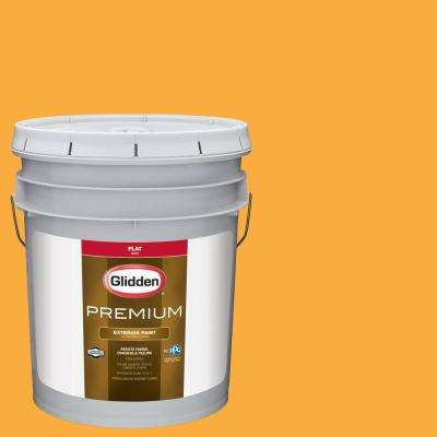 Nfl 041b Green Bay Packers Gold Flat Exterior Paint