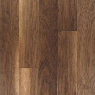 Take Home Sample - Big Sky Collection Natural Walnut Engineered Hardwood Flooring - 5 in. x 7 in.