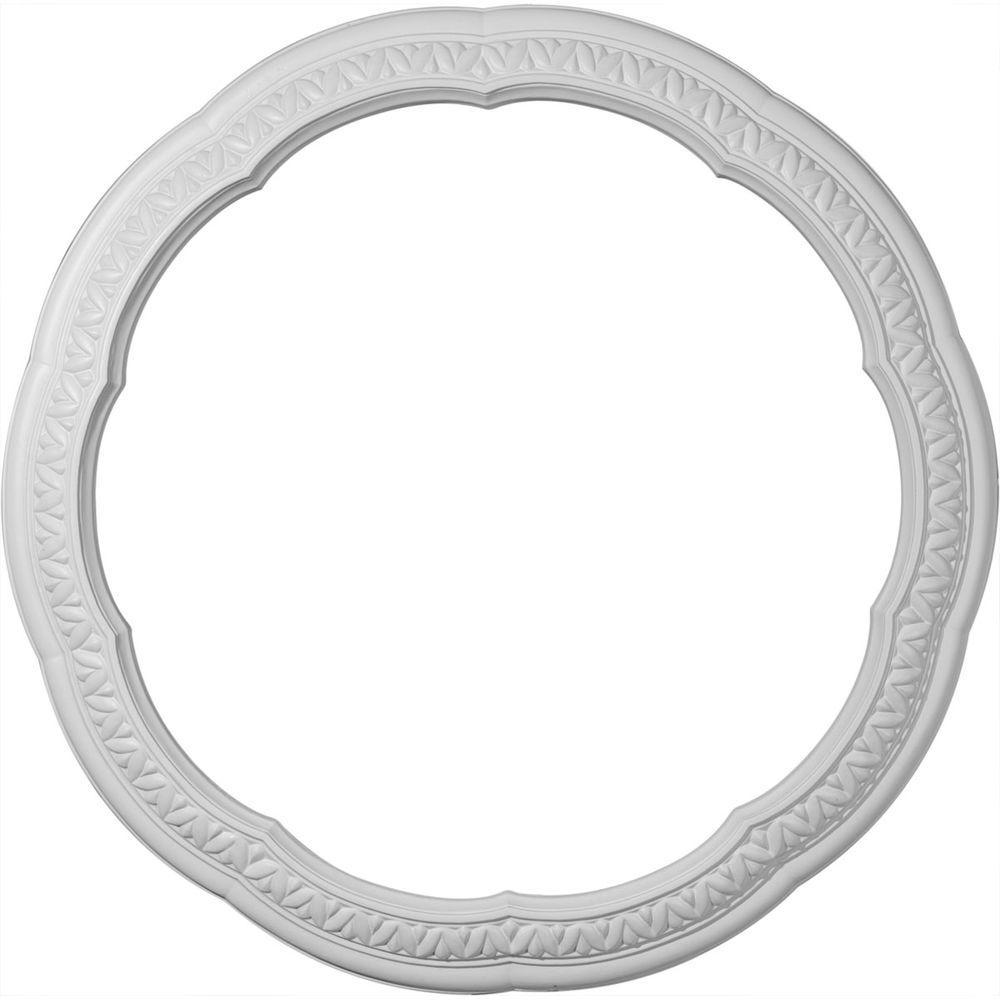 Ekena Millwork 22-1/4 in. Raymond Ceiling Ring