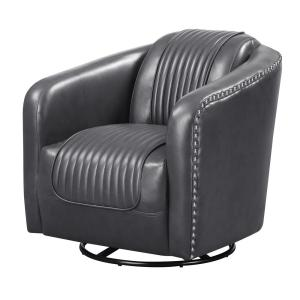 Outstanding Lex Lividity Swivel Accent Chair Ulx910103O The Home Depot Ncnpc Chair Design For Home Ncnpcorg