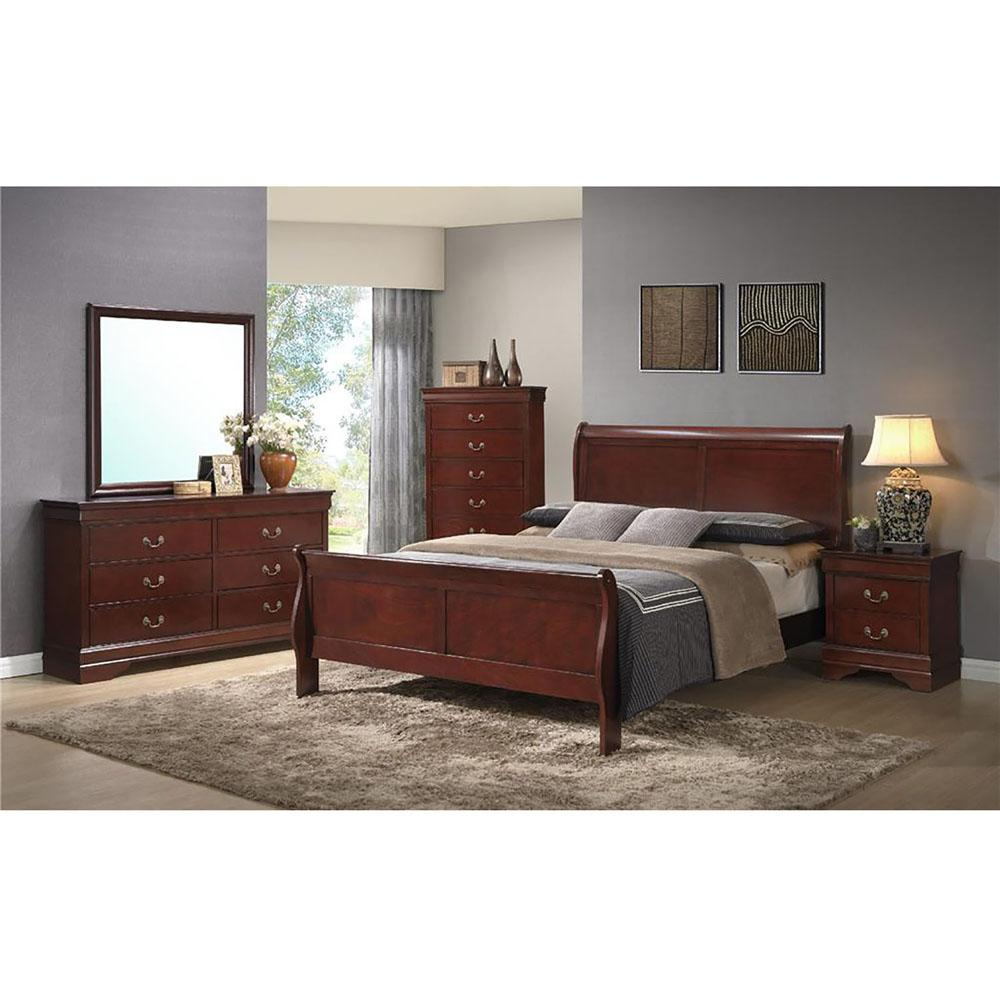 Kitchen Chairs Gumtree Adelaide: Cambridge Piedmont 5-Piece Bedroom Suite: Full Bed