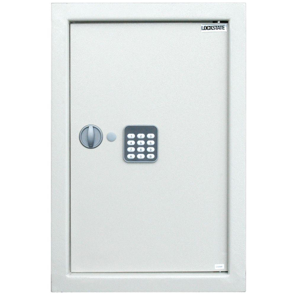 LockState Digital Lock Wall Safe