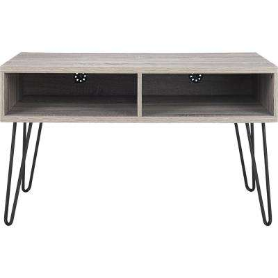 Montrose Weathered Oak Retro 42 in. TV Stand