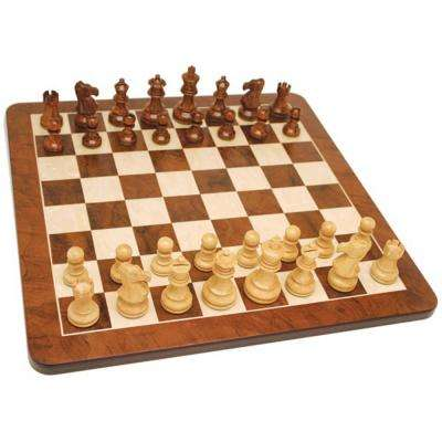 English Wood Chess Set