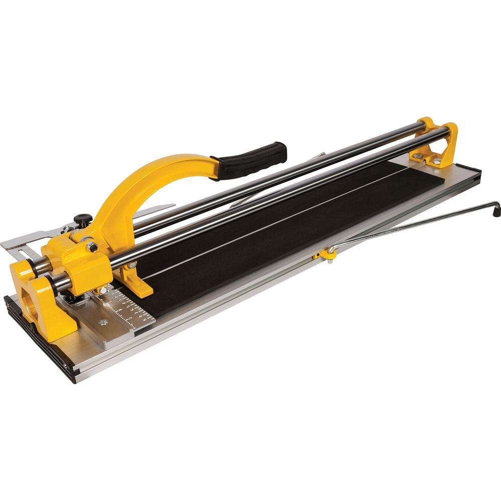 Qep 24 in. Rip Porcelain and Ceramic Tile Cutter