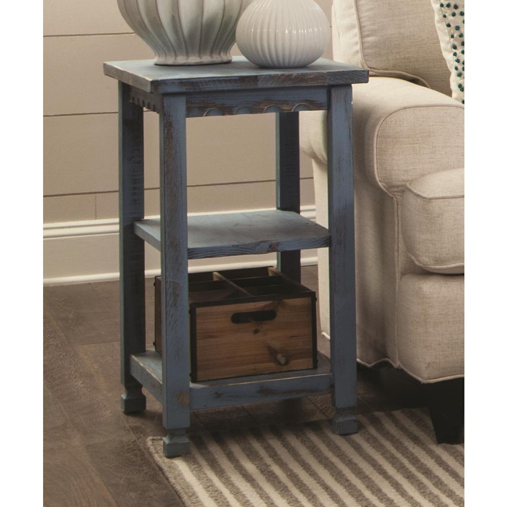 decor therapy simplify antique iced blue 1