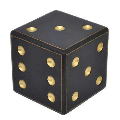 Wood Dice Table Top