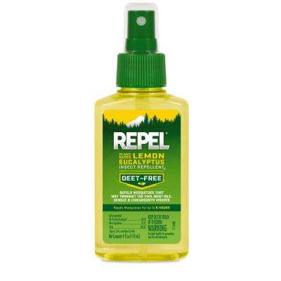 4 oz. Lemon Eucalyptus Insect Repellent Pump
