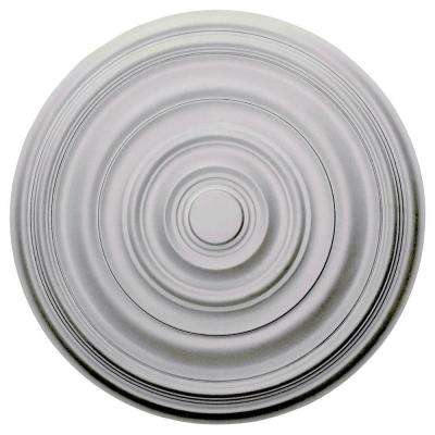 29-1/8 in. Carton Smooth Ceiling Medallion