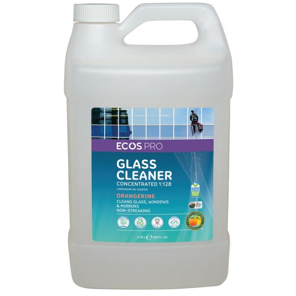 1 Gal. 1:128 Orangerine Concentrate Glass Cleaner Refill