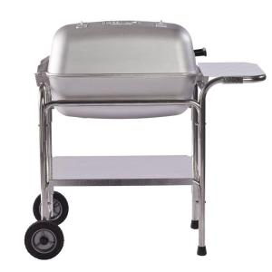 Portable Kitchen PK Grills Original Grill and Smoker in Silver by Portable Kitchen