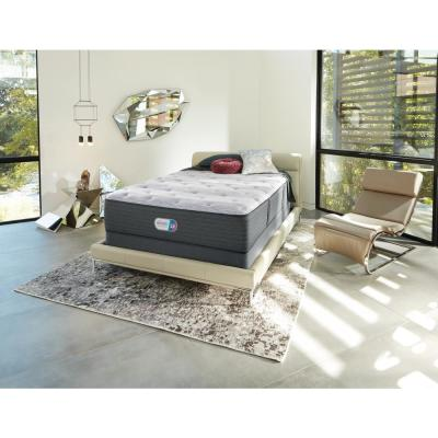 Platinum Haven Pines 14.5 in. Full Luxury Firm Low Profile Mattress Set