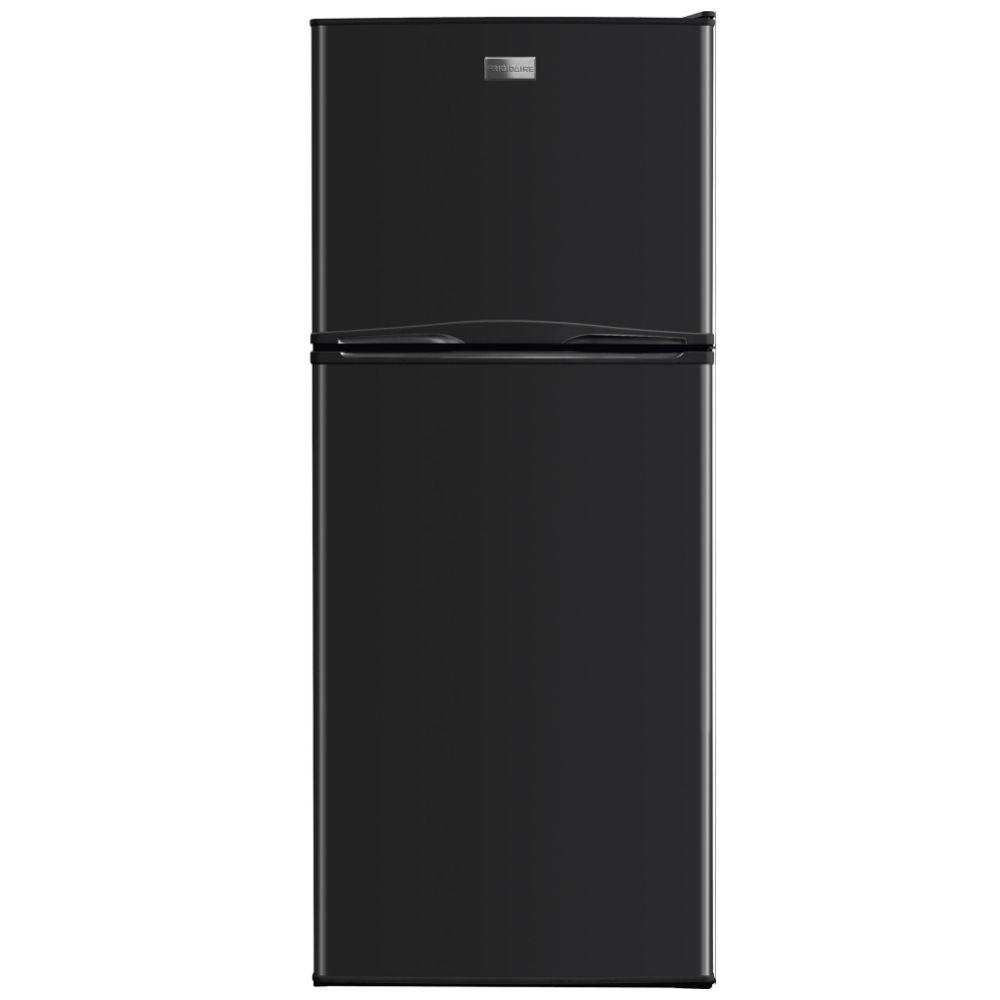 Frigidaire 11.5 cu. ft. Top Freezer Refrigerator in Black...