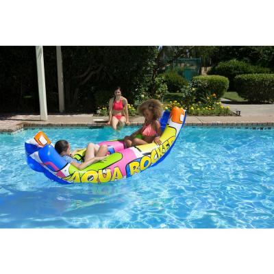 Aqua Rocker Swimming Pool Float