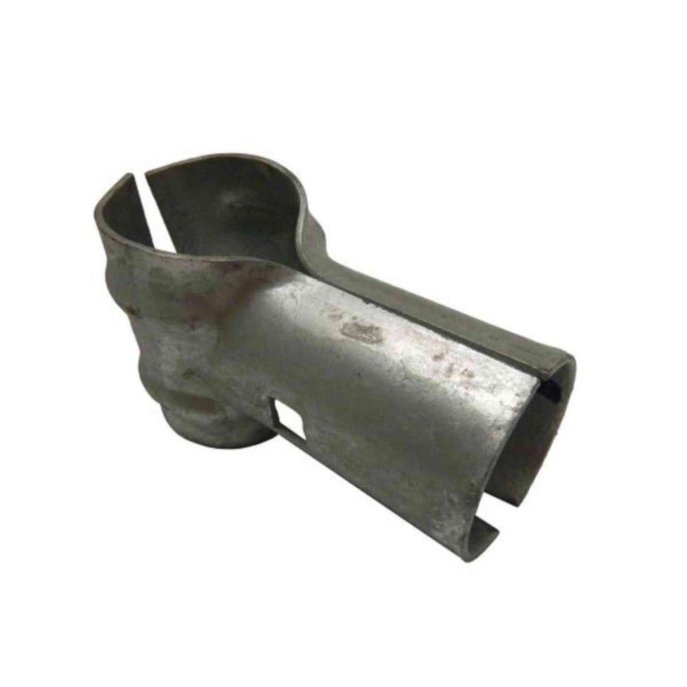 2 in. x 1 5/8 in. Gate Brace Clamp