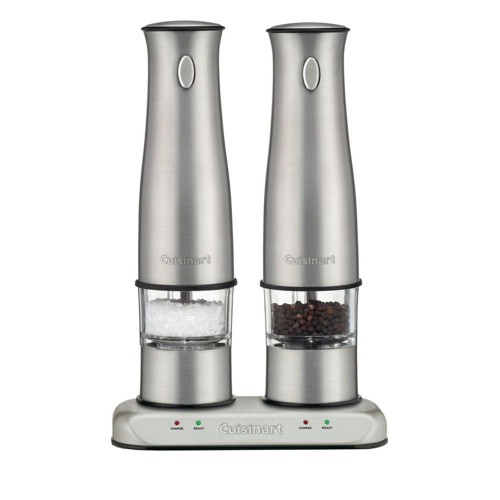 Cuisinart Rechargeable Salt and Pepper Mills-DISCONTINUED