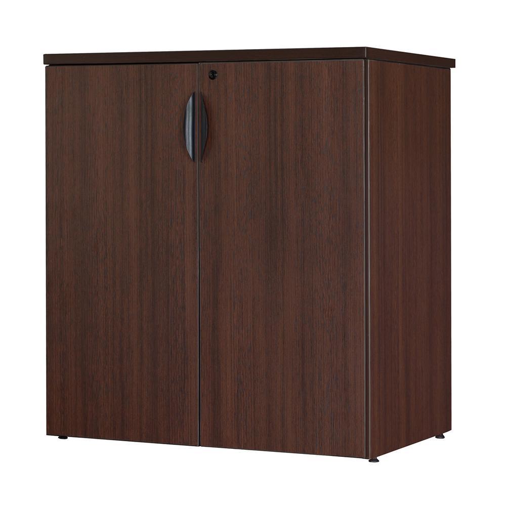 Charmant Java Stackable Storage Cabinet