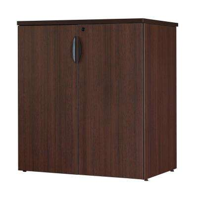Legacy 35 in. Java Stackable Storage Cabinet