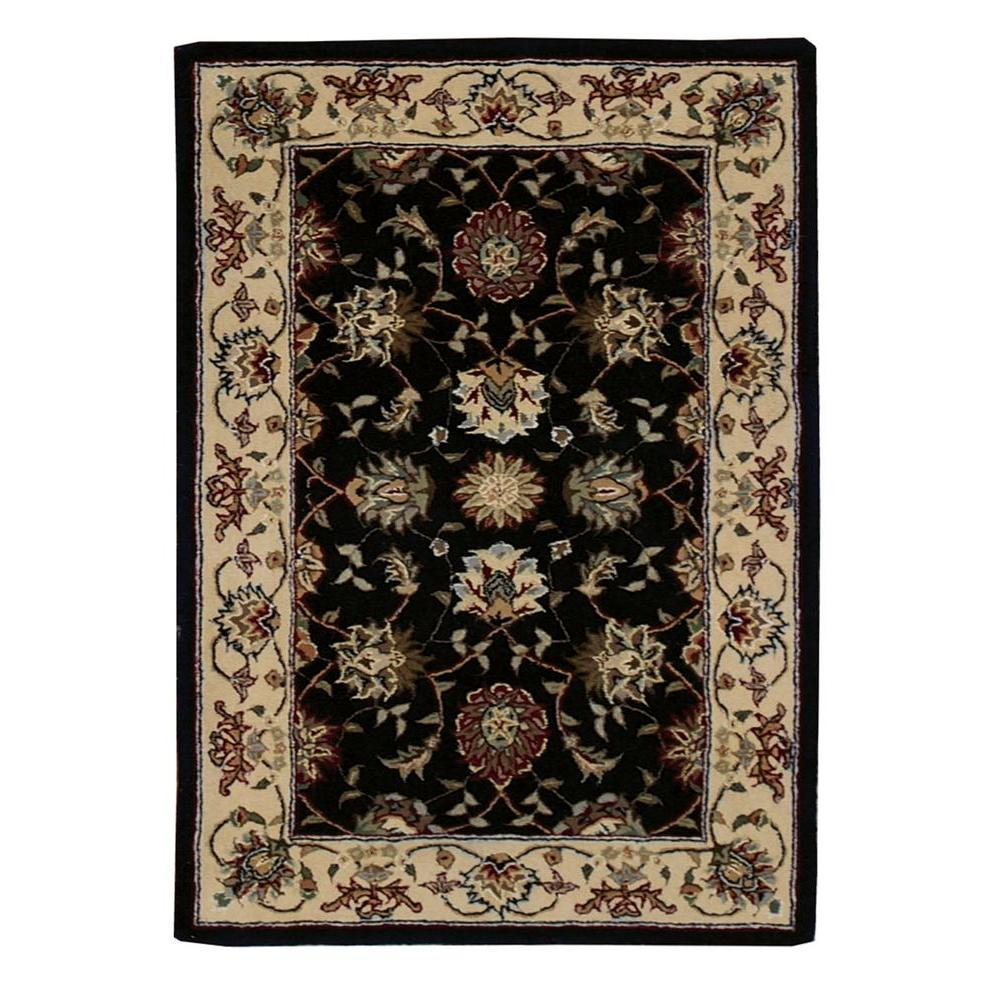 Nourison 2000 Navy 2 ft. 6 in. x 4 ft. 3 in. Accent Rug