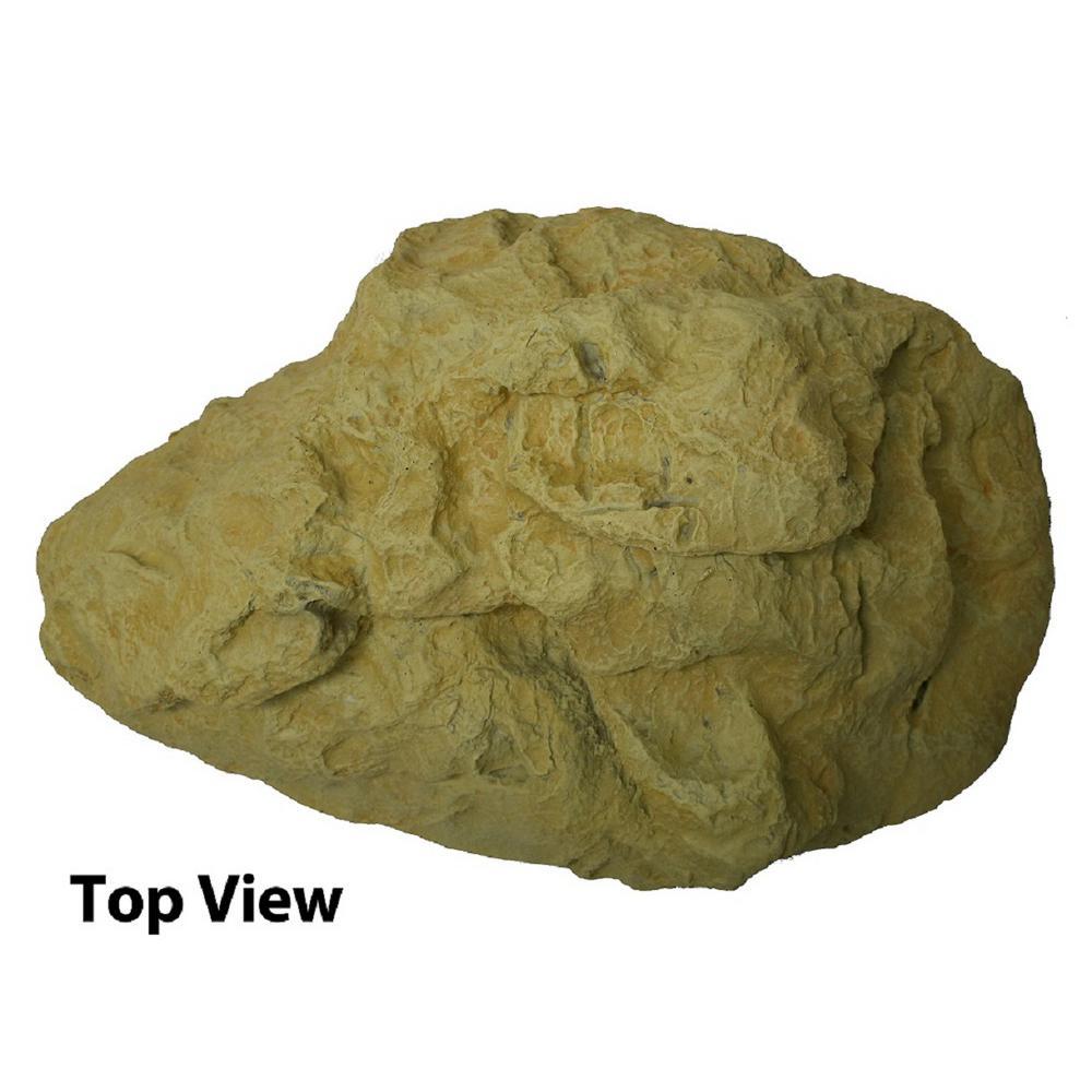 12 In. H X 20 In. W X 30 In. L Medium Boulder