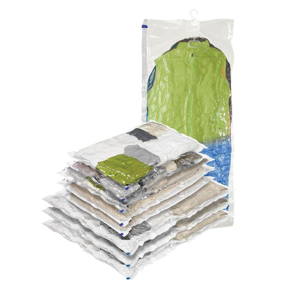 Combo Set of Vacuum Storage Bags (9-pack)  sc 1 st  The Home Depot & Ziploc 22 Gal. XXL Big Bags-696508 - The Home Depot