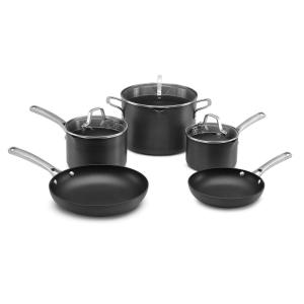 Calphalon Classic 8-Piece Non-Stick Cookware Set by Calphalon