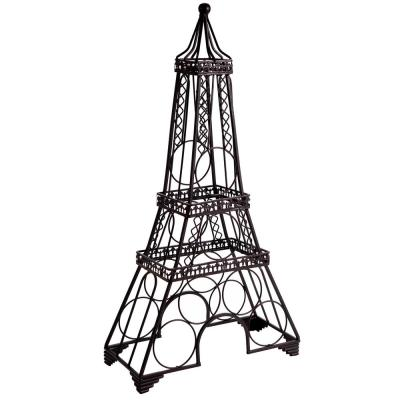 Eiffel Tower Shaped 6-Bottle Wine Rack