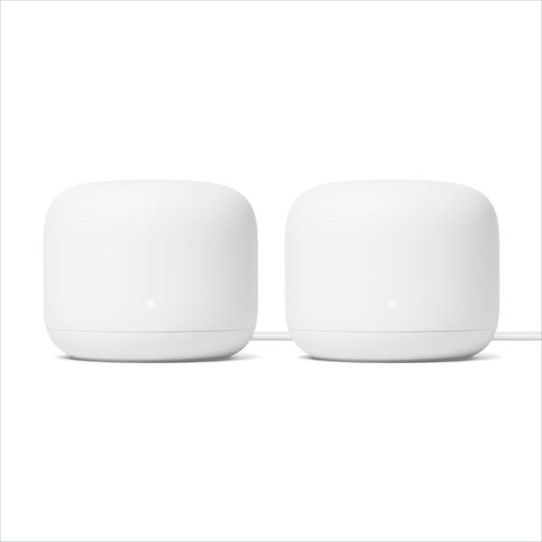 Snow Nest Wi-Fi Router (2-Pack)