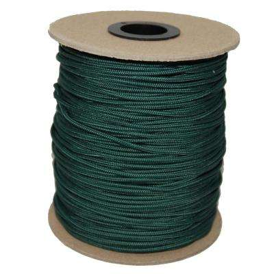 #2 3/4 Crosslace 300 ft. in Dark Green