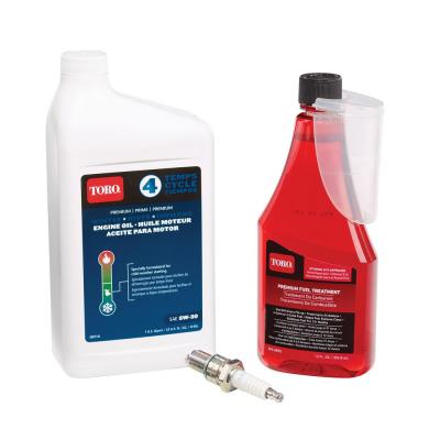 Engine Maintenance Kit for Power Max HD Snowblower 2-Stage 265cc/302cc/375cc and 402cc Engines