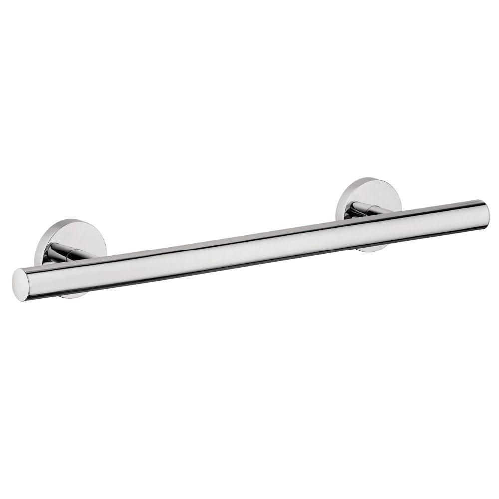 Hansgrohe E And S 18.375 In. Towel Bar In Chrome