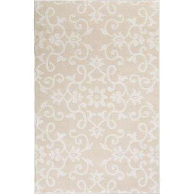 Tonality Hannah Snow 7 ft. 10 in. x 9 ft. 10 in. Area Rug