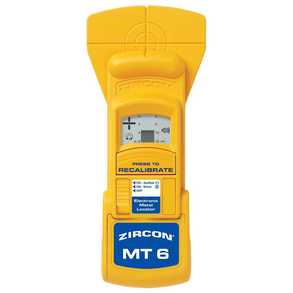 Zircon MetalliScanner MT6 Metal Locator by Zircon