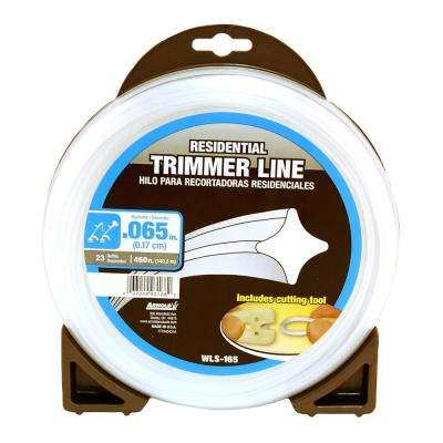 460 ft. Residential 0.065 in. Trimmer Line for Most Gas and Electric Trimmers
