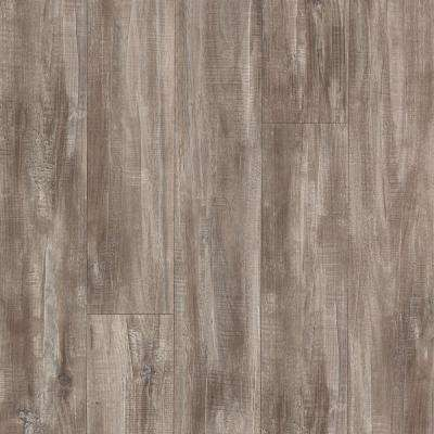 Outlast+ Waterproof Seabrook Walnut 10 mm T x 5.23 in. W x 47.24 in. L Laminate Flooring (480.9 sq. ft. / pallet)