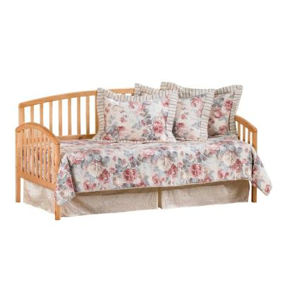 Carolina Country Pine Daybed with Suspension Deck and Roll-Out Trundle