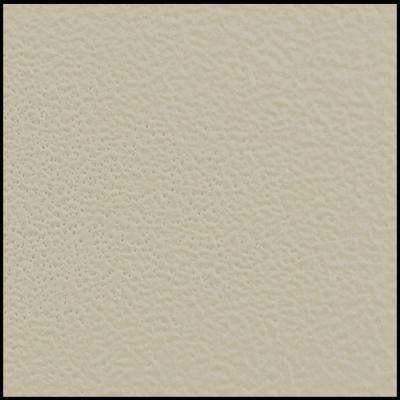 Beige Hammer/ Almond Powder-Coat Painted Aluminum Security Door Color Sample