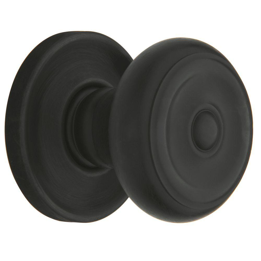 Estate Colonial Oil Rubbed Bronze Bed/Bath Knob