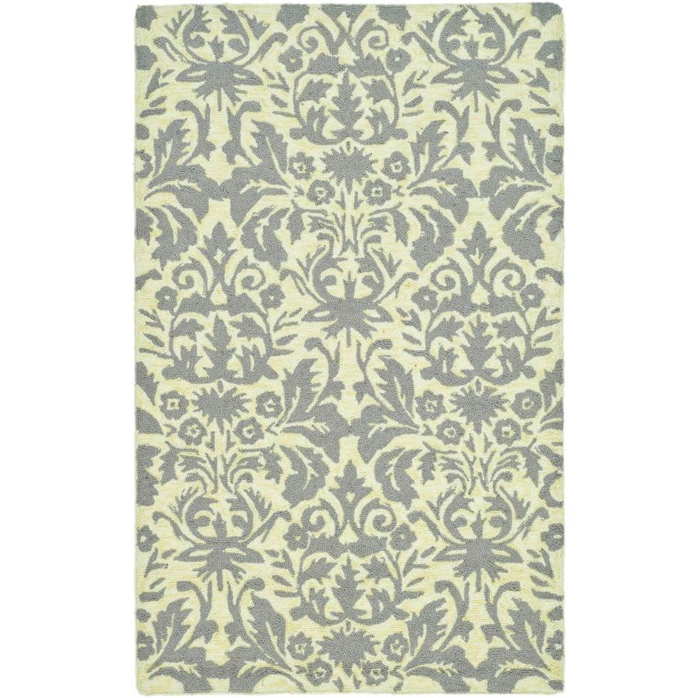 safavieh chelsea beige yellow grey 2 ft 9 in x 4 ft 9 in area rug hk368a 3 the home depot. Black Bedroom Furniture Sets. Home Design Ideas