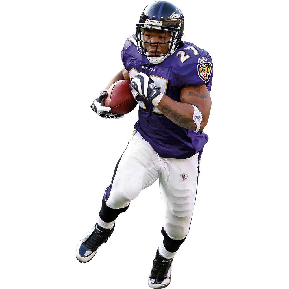 Fathead 32 in. x 15 in. Ray Rice Wall Decal