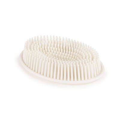 Grassy Soap Dish in White
