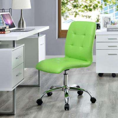 Green Desk Chairs Cheap Corner Desks For Small Spaces