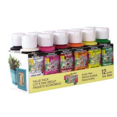 Brand Studio Art Acrylic Paint 2oz