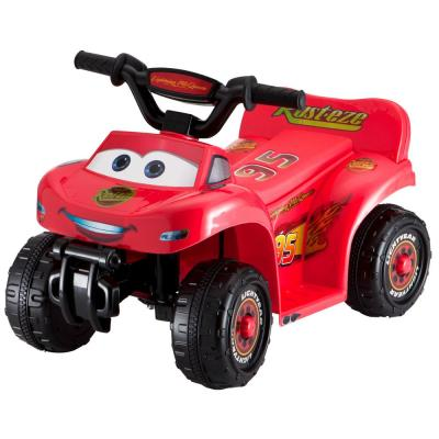 Cars 3 Mcqueen Toddler Quad