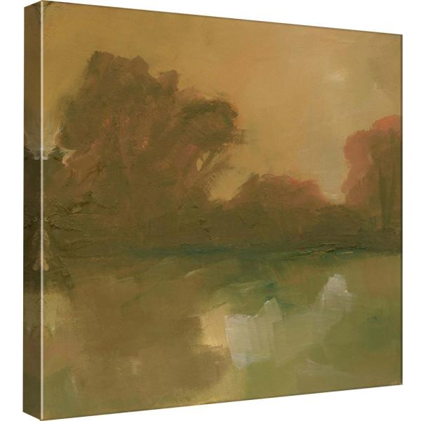 15 In X 15 In Early Day Printed Canvas Wall Art